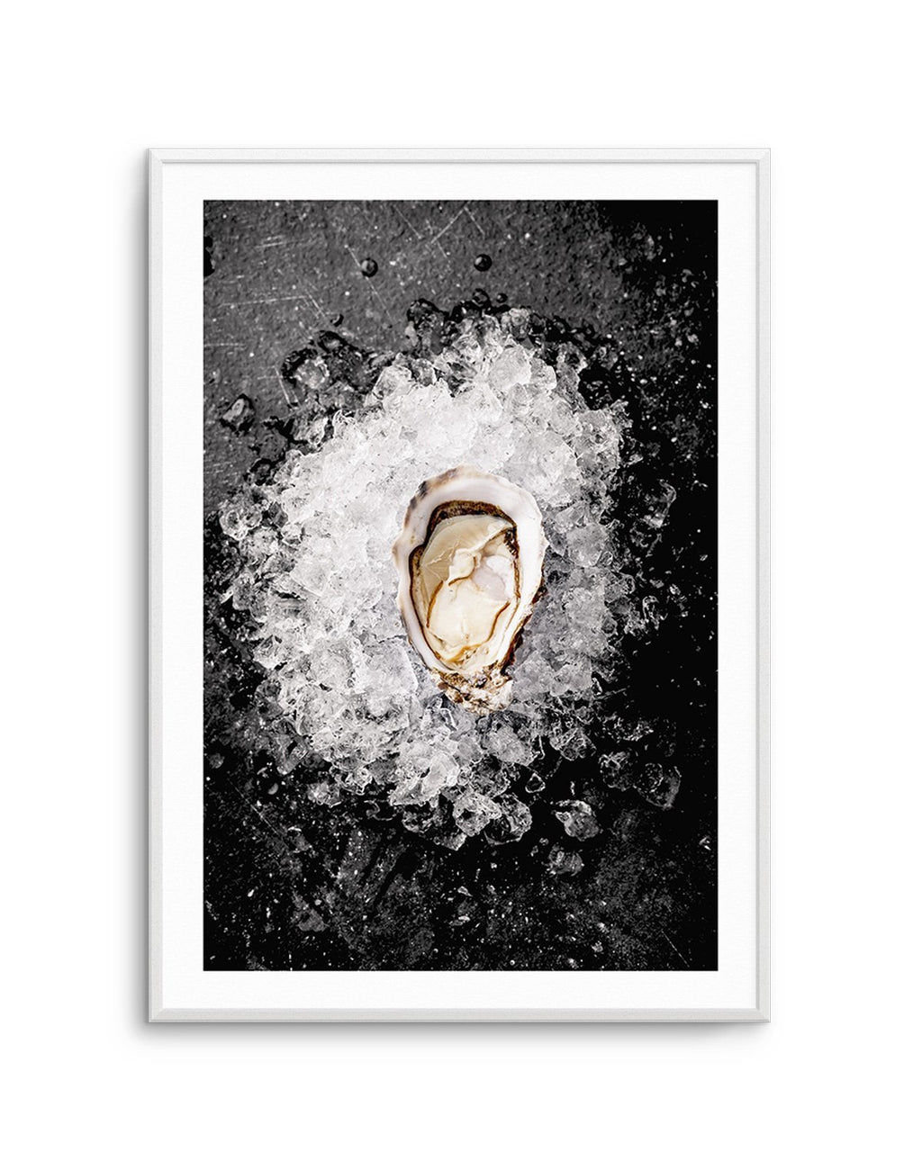 Oysters on Ice - Olive et Oriel