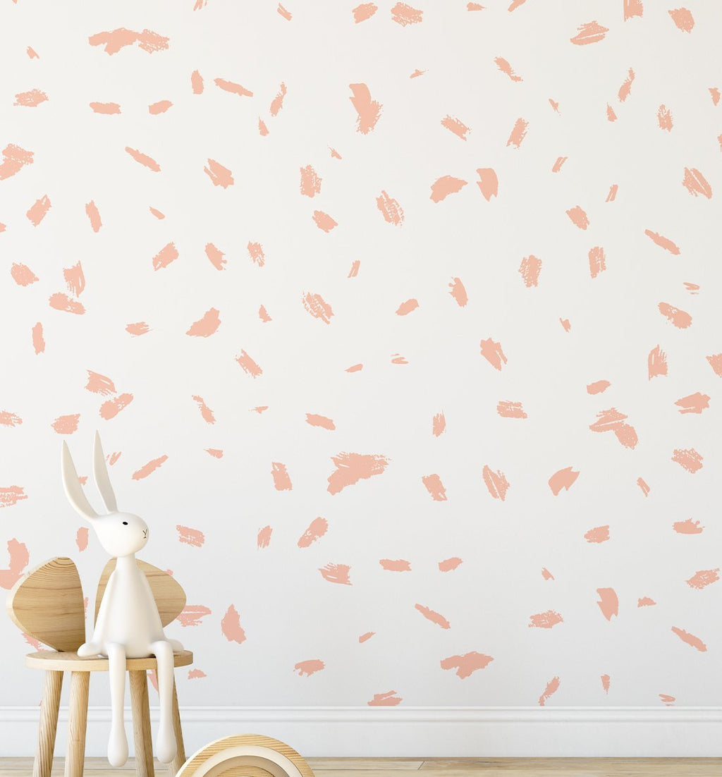 Paint Dash Wallpaper - Olive et Oriel