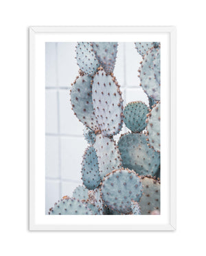 PALE PRICKLY PEAR NO. 1 - Olive et Oriel | Shop Art Prints & Posters Online