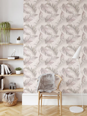 Palm Melody Wallpaper - Olive et Oriel