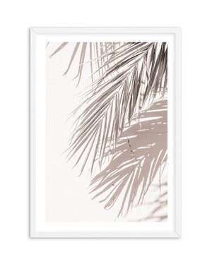 Palm Shadow III - Olive et Oriel