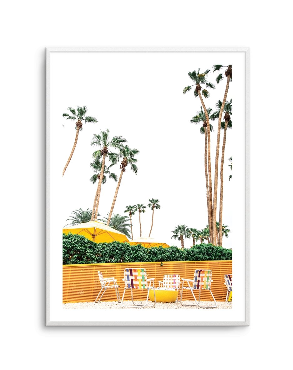 Palm Springs 323 - Olive et Oriel | Shop Art Prints & Posters Online