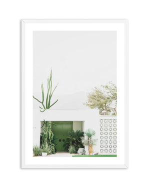 Palm Springs #75 - Olive et Oriel | Shop Art Prints & Posters Online