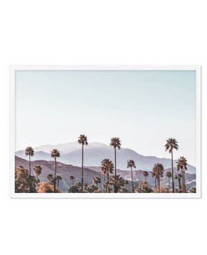 Palm Springs, California - Olive et Oriel