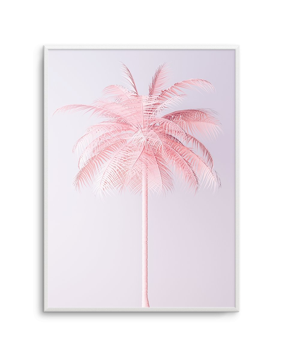 Pink Palm - The OG - Olive et Oriel | Shop Art Prints & Posters Online