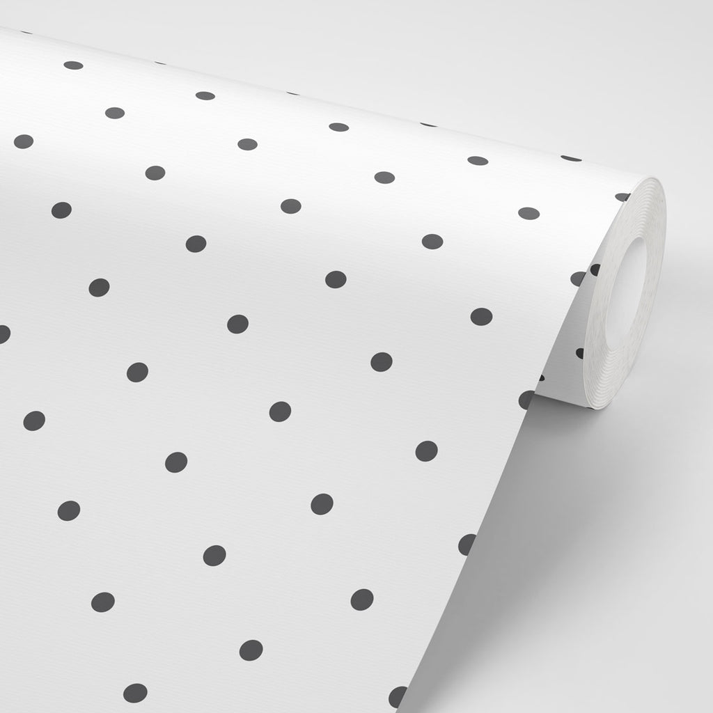 Polka Dot Wallpaper