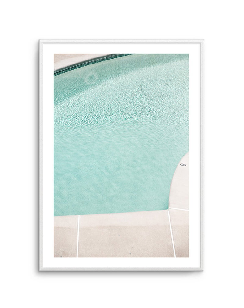 Pool Curves - Olive et Oriel