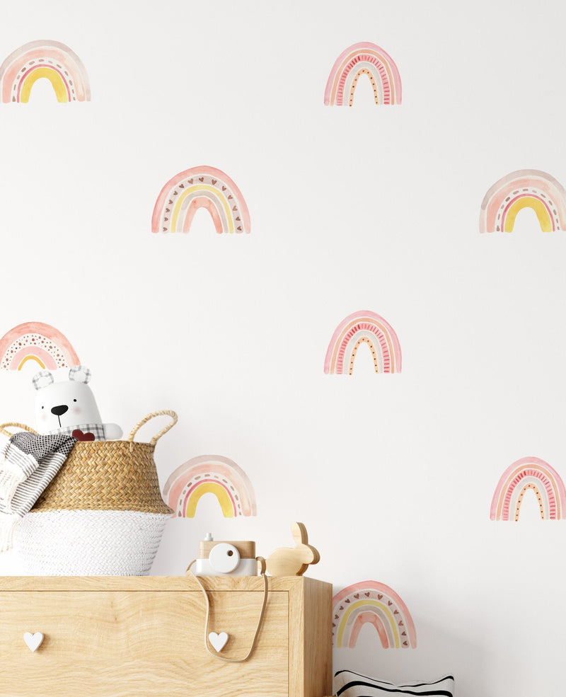 Pretty Rainbows Decal Set - Olive et Oriel