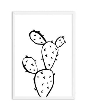 Prickly Pear Cactus - Olive et Oriel | Shop Art Prints & Posters Online