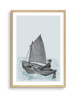 Sailing | 2 Colour Options - Olive et Oriel