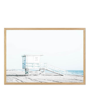 Santa Monica No. 2 - Olive et Oriel | Shop Art Prints & Posters Online