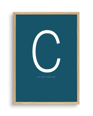 Scandi Custom Name | 3 Colour Options - Olive et Oriel | Shop Art Prints & Posters Online