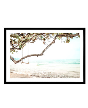 Seaside Bliss - Olive et Oriel | Shop Art Prints & Posters Online