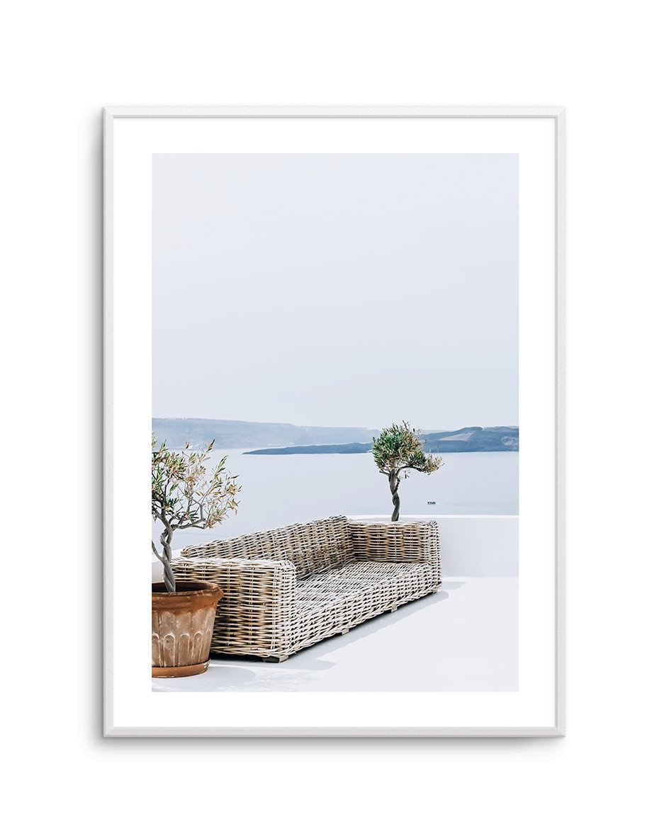 Seat In The Sun - Olive et Oriel | Shop Art Prints & Posters Online