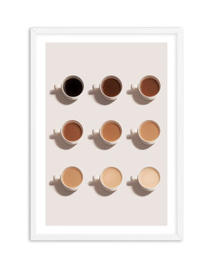 Shades of Coffee - Olive et Oriel