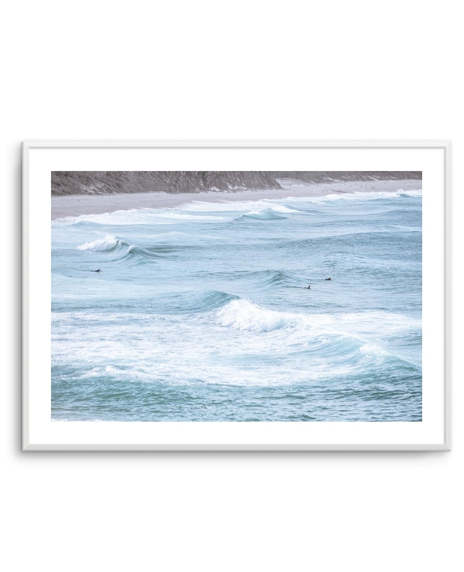 Short Point | Merimbula - Olive et Oriel | Shop Art Prints & Posters Online