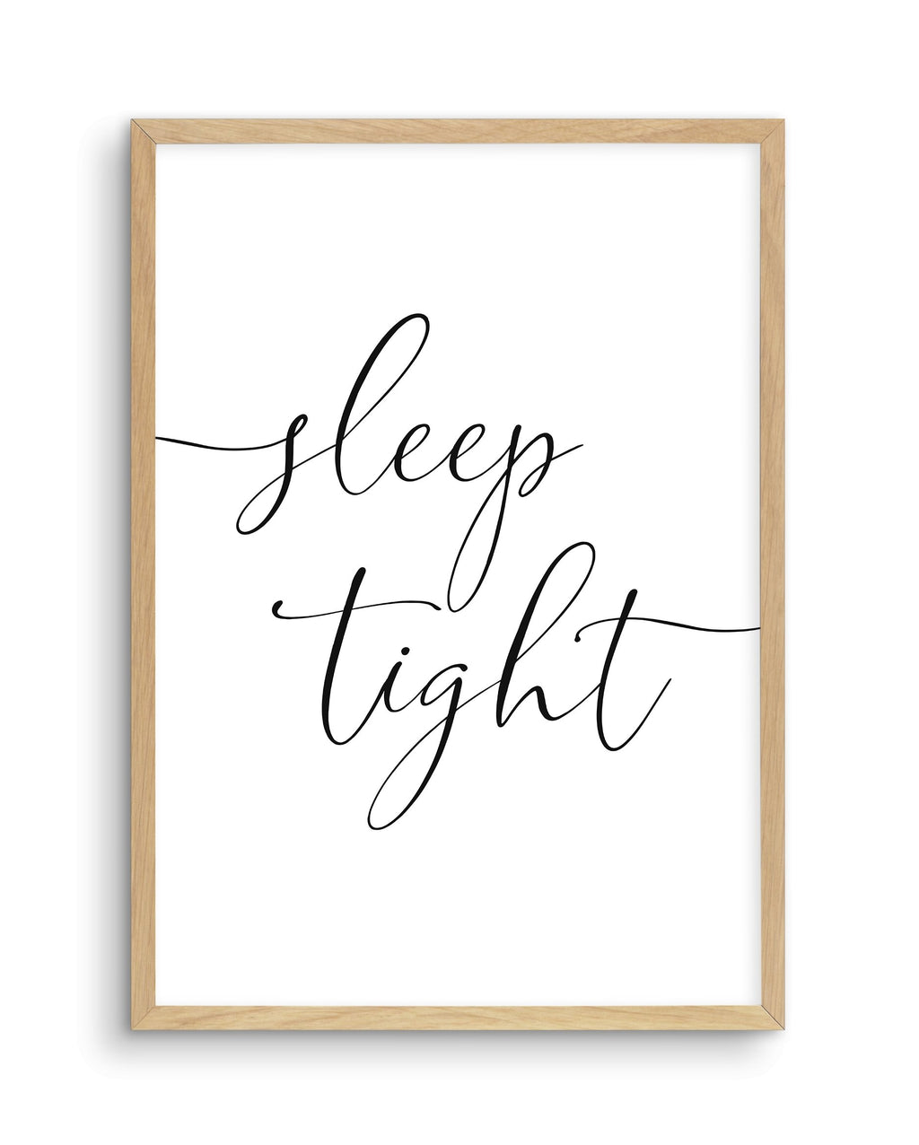 Sleep Tight - Olive et Oriel | Shop Art Prints & Posters Online