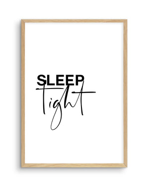 Sleep Tight - Olive et Oriel