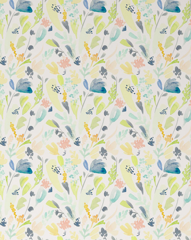 So Sweet Floral Wallpaper - Olive et Oriel