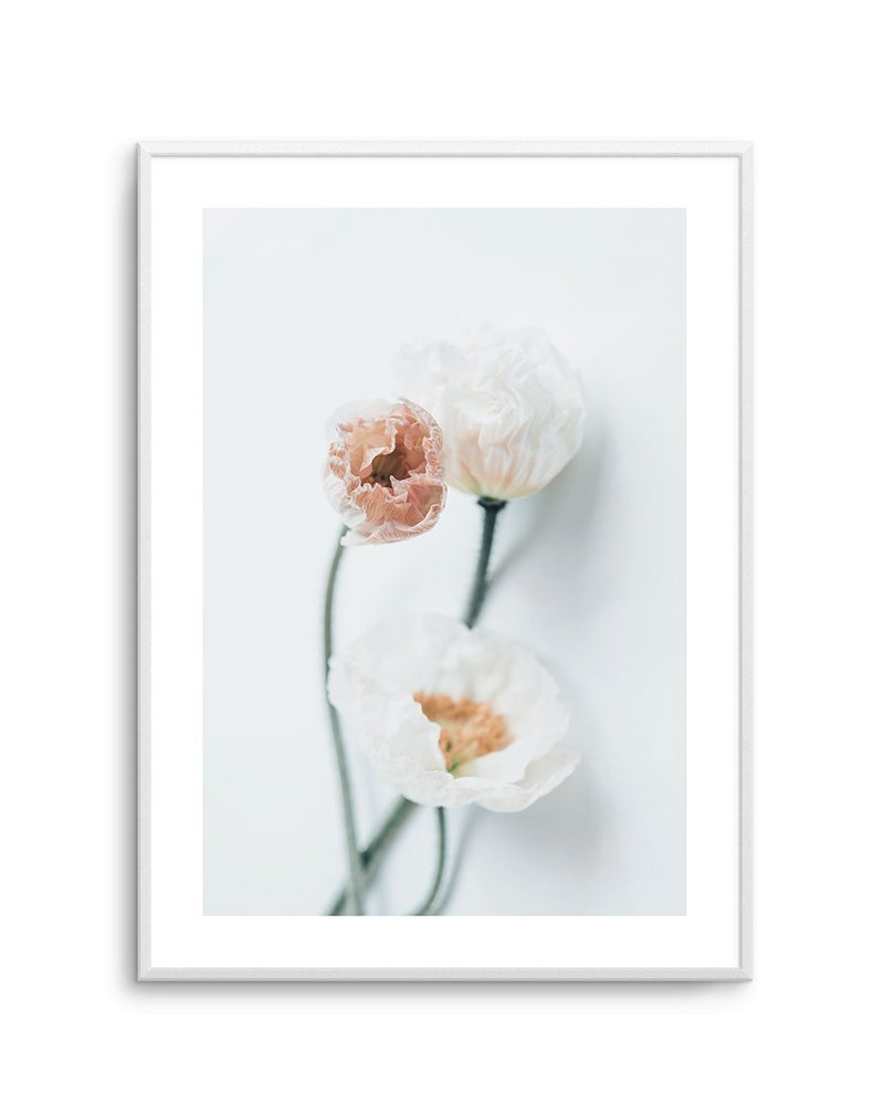 Summer Poppies No 1 - Olive et Oriel | Shop Art Prints & Posters Online