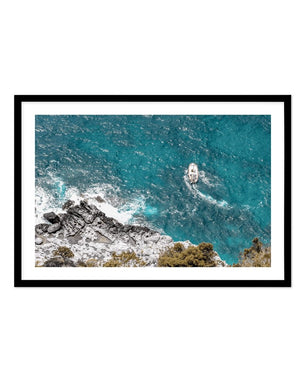Sunday Sailing, Capri - Olive et Oriel | Shop Art Prints & Posters Online