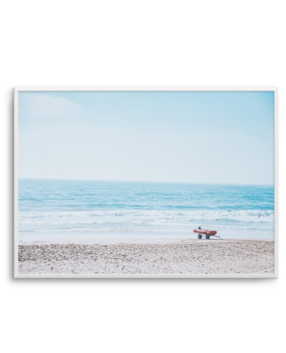 Surf Rescue | North Wollongong - Olive et Oriel | Shop Art Prints & Posters Online