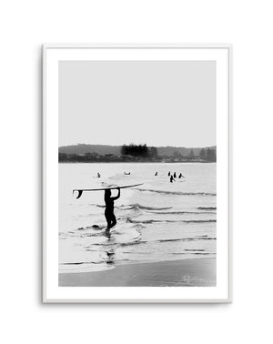 Surfer Girl | Byron Bay - Olive et Oriel | Shop Art Prints & Posters Online