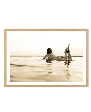 Surfer Girl | Golden - Olive et Oriel