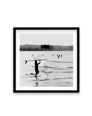 Surfer Girl SQ - Olive et Oriel | Shop Art Prints & Posters Online