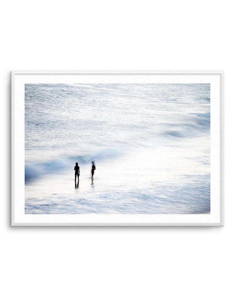 Swimmers at Dusk - Olive et Oriel | Shop Art Prints & Posters Online