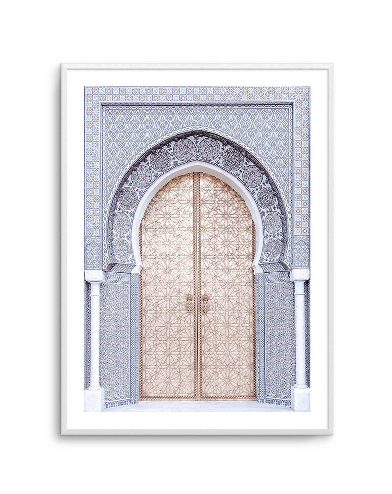 The Blue Arch | Morocco - Olive et Oriel