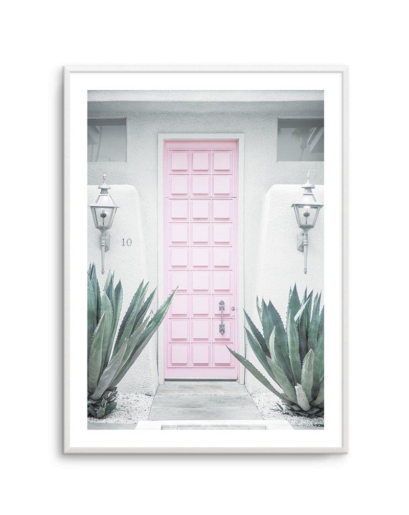 The Prettiest Home | Palm Springs #10 - Olive et Oriel | Shop Art Prints & Posters Online