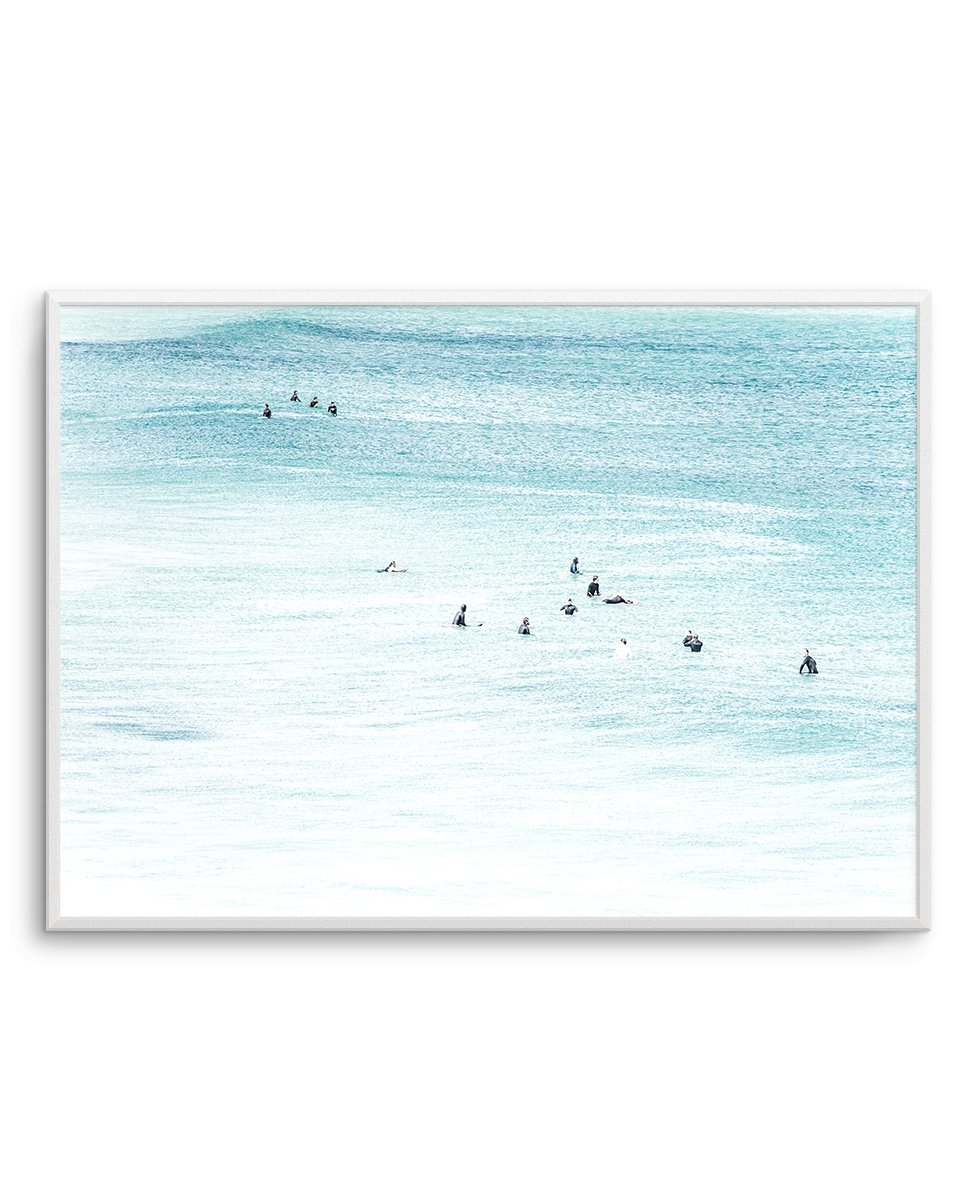 The Wait | Bondi - Olive et Oriel | Shop Art Prints & Posters Online