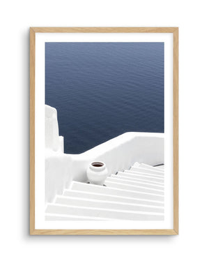 To The Sea, Santorini - Olive et Oriel