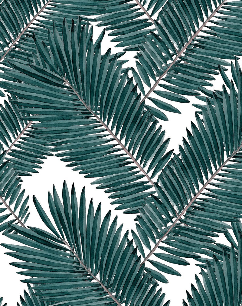 Tropicana Wallpaper - Olive et Oriel