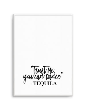 Trust me, you can dance - Olive et Oriel | Shop Art Prints & Posters Online
