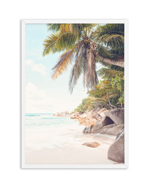 Under The Palm | Seychelles