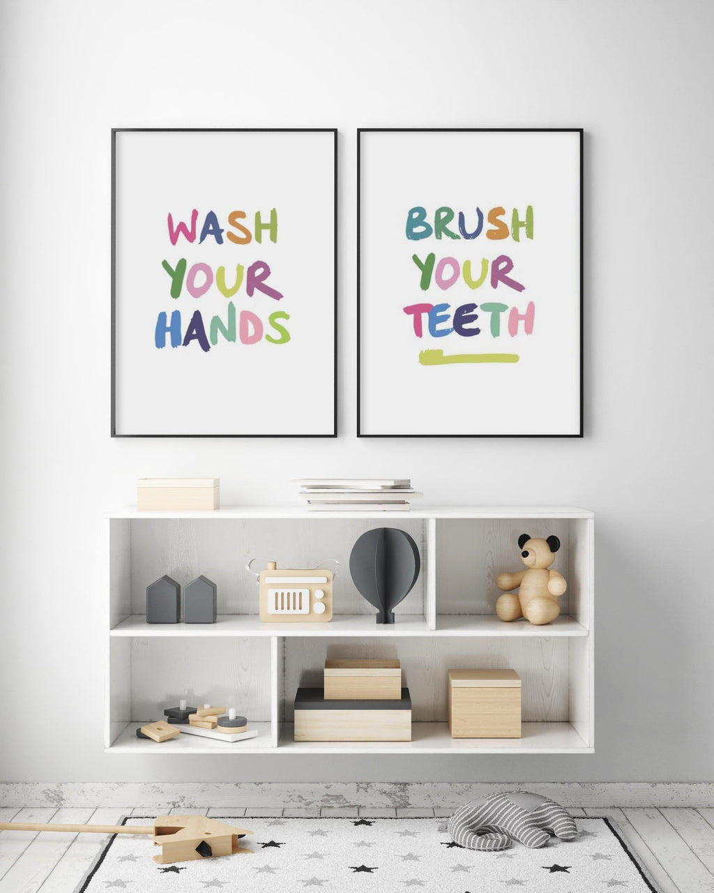 Wash Your Hands - Olive et Oriel