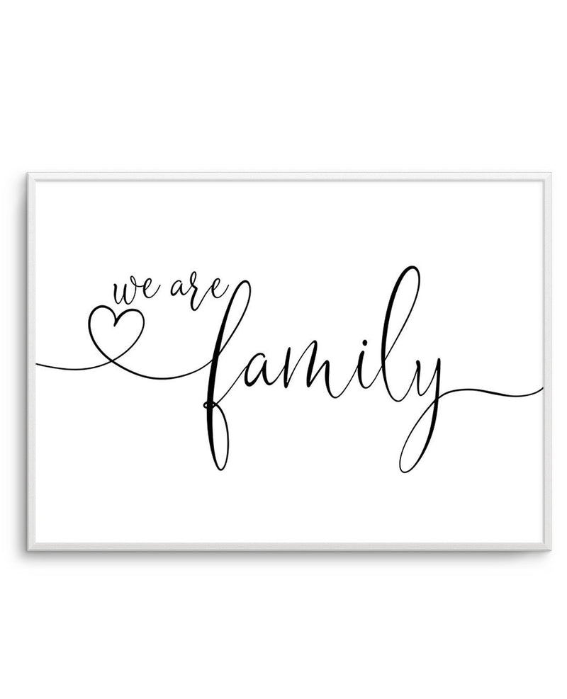 We Are Family - Olive et Oriel