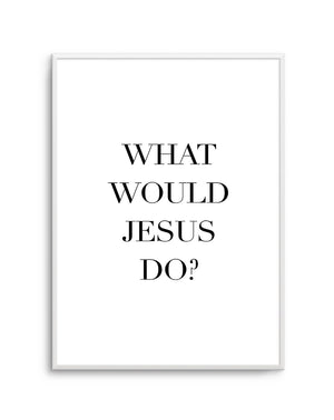 What Would Jesus Do - Olive et Oriel