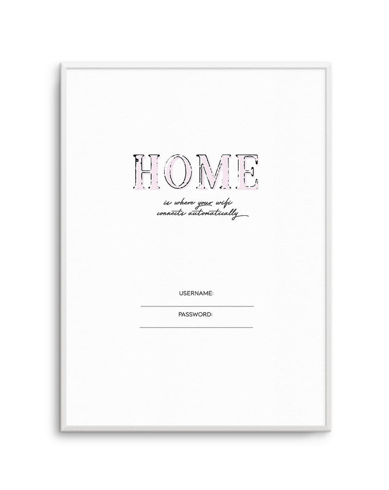 Wifi - Home Is... - Olive et Oriel