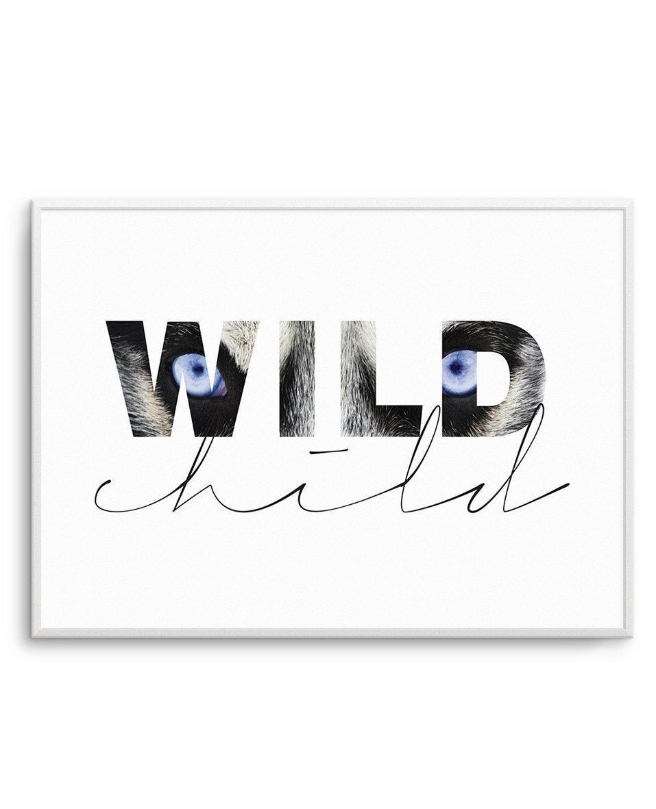 Wild Child - Olive et Oriel | Shop Art Prints & Posters Online