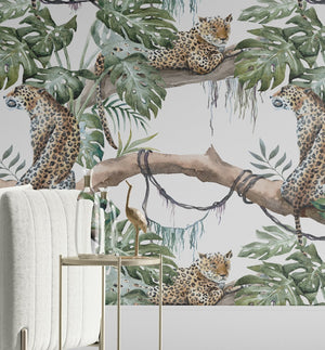 Wild Ones Wallpaper - Olive et Oriel