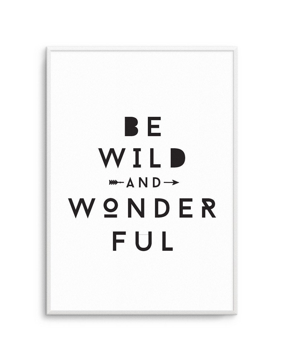 Wild + Wonderful - Olive et Oriel | Shop Art Prints & Posters Online