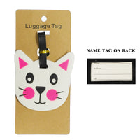 "Luggage Tag ""Cat"""