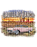 "T-Shirt ""Cadillac Ranch"""