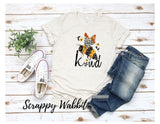 "T-Shirt ""Be Kind"""