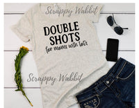 "T-Shirt ""Double Shots"""