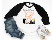 "T-Shirt ""Pig Pearls"""