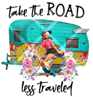 "Transfer ""Take The Road Less Traveled"""